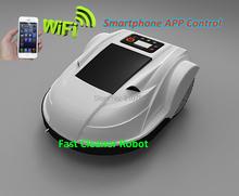 auto lawn mower promotion