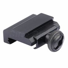 Wholesale 2PCS 20mm to 11mm Weaver Dovetail Base Adapter Picatinny Rail Rifile Scope Mount for Hunting Accessories