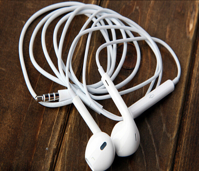 New Arrival 3 5mm in Ear Earphone Headphone Headset For iPhone 4 4s 5 5s For