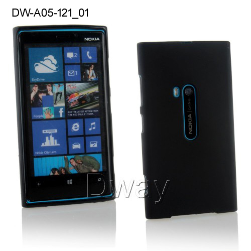 TPU Matte Gel Rubber Soft Back Cover Case Nokia Lumia 920 Phone - DWay Technology Co.,Ltd store