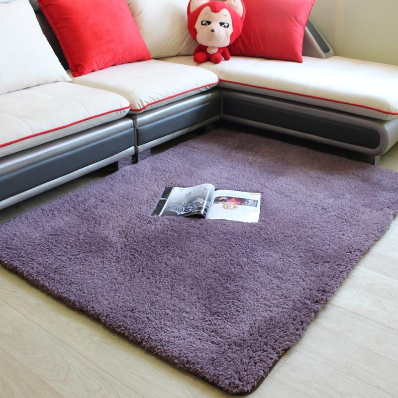Amazing camere da letto addensare fibra tappetini moquette lavabile moderno shaggy tappeti with - Tappeti classici per camera da letto ...