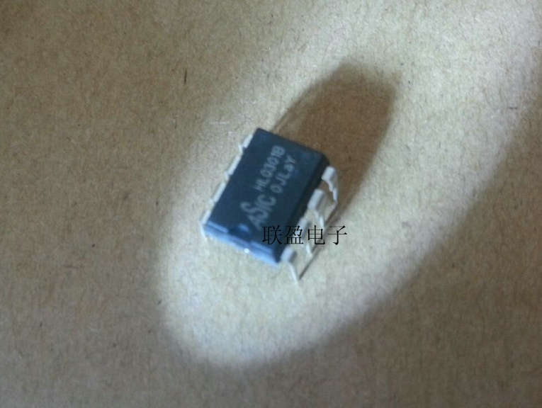 Free shipping 10pcs/lot LED lights control circuit HL0301B DIP8 new original(China (Mainland))