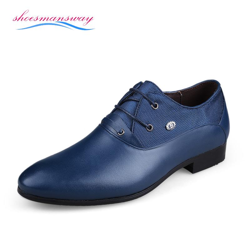 buy 2016 oxfords business shoes genuine leather flats