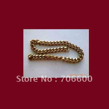 Free shipping! Wholesale Metal Chain,100 Metres/lot Gold Plated chain Suppliers & Manufacturers