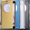 G4 Capa Luxury Gold Plated Makeup Mirror Case For LG G4 Optimus H815 H810 H811 Full