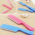 Fashion Portable Beauty Eyebrows Makeup Knife Eyebrow Trimmer Eyebrow Razor Shaver Sharper Tools Trimmer Equipment Kit