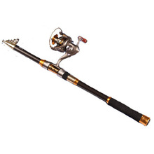 Carbon Sea Rod Telescopic Surf Casting Reel Rod Spinning Fly Fishing Pole Carp Fishing Stick Boat Rock Fishing Rod SF209