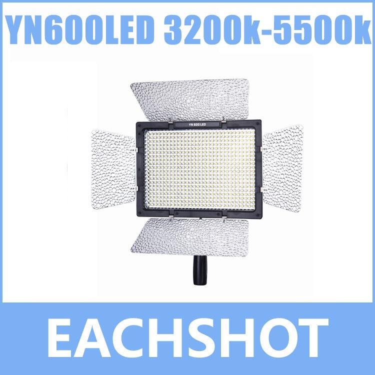 YN-600 LED 3200k-5500k, YN600LED 3200k-5500k Color Temperature Adjustable LED Video Light<br><br>Aliexpress