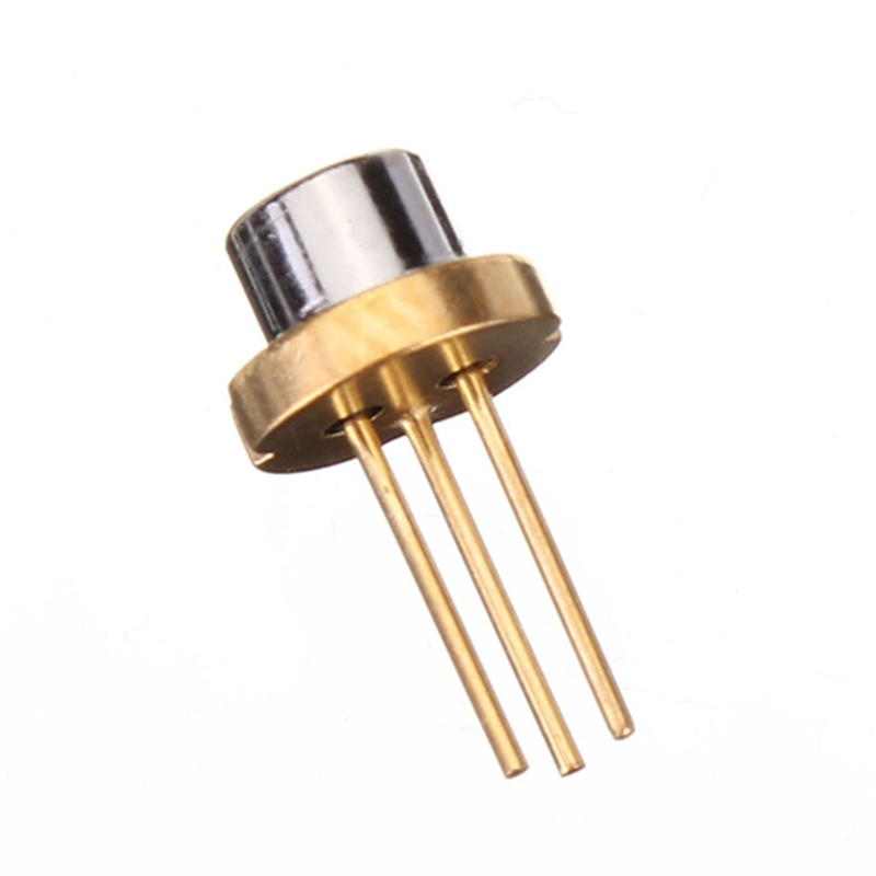 5pcs/lot 2.2V 808nm TO18 CW 300mW High Power Burning Infrared Laser Diode Lab New High Quality(China (Mainland))