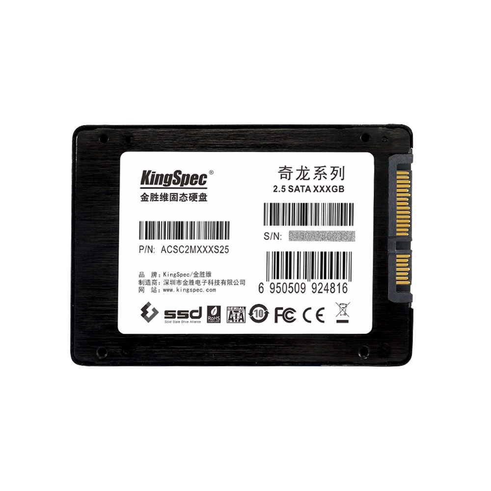 KingSpec 2.5 inch 7mm 500GB Most Compatitive Internal Style Solid State Drive Disk 480GB 512GB SSD for Laptop Notebook PC(China (Mainland))
