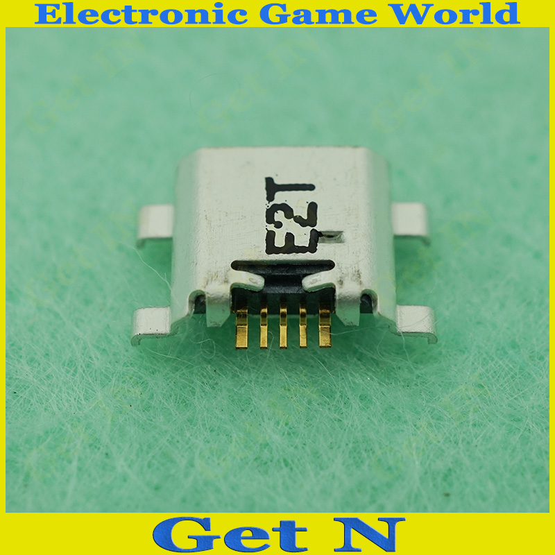 10Original New 5p USB Socket Dock Connector Honer 6 H60-L01 H60-L02 H60-L03 Phone Micro Charge Jack - Get N Electronic Game World store