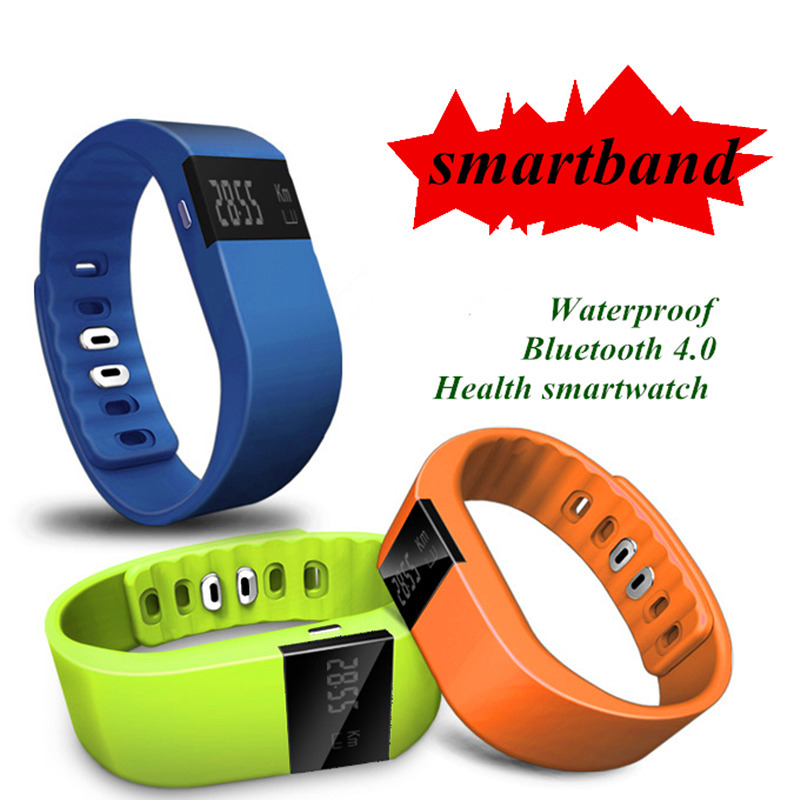 Fitness Activity Tracker Bluetooth 4.0 above Smartband Sport Bracelet Smart Band Wristband Pedometer For IOS for Samsung Android(China (Mainland))