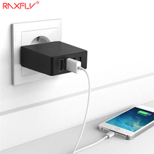 Buy RAXFLY 5V/7.2A 4 Ports USB Desktop Wall Charger Micro USB Charger Power Strip Adapter Socket US/UK/ EU Plug Quick Charger for $9.69 in AliExpress store