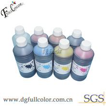 Free shipping 8000ML set  hot transfer ink refill kit for R2000 printer transfer printing