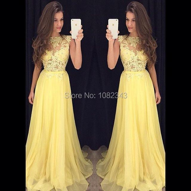 Желтое кружевное платье дольче габбана
