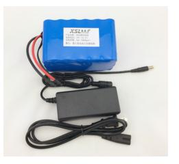 24V 6Ah 7S3P 18650 Battery Lithium Battery 29.4 V Electric Bicycle Moped /Electric/Lithium ion Battery Pack+29.4V 2A charger(China (Mainland))