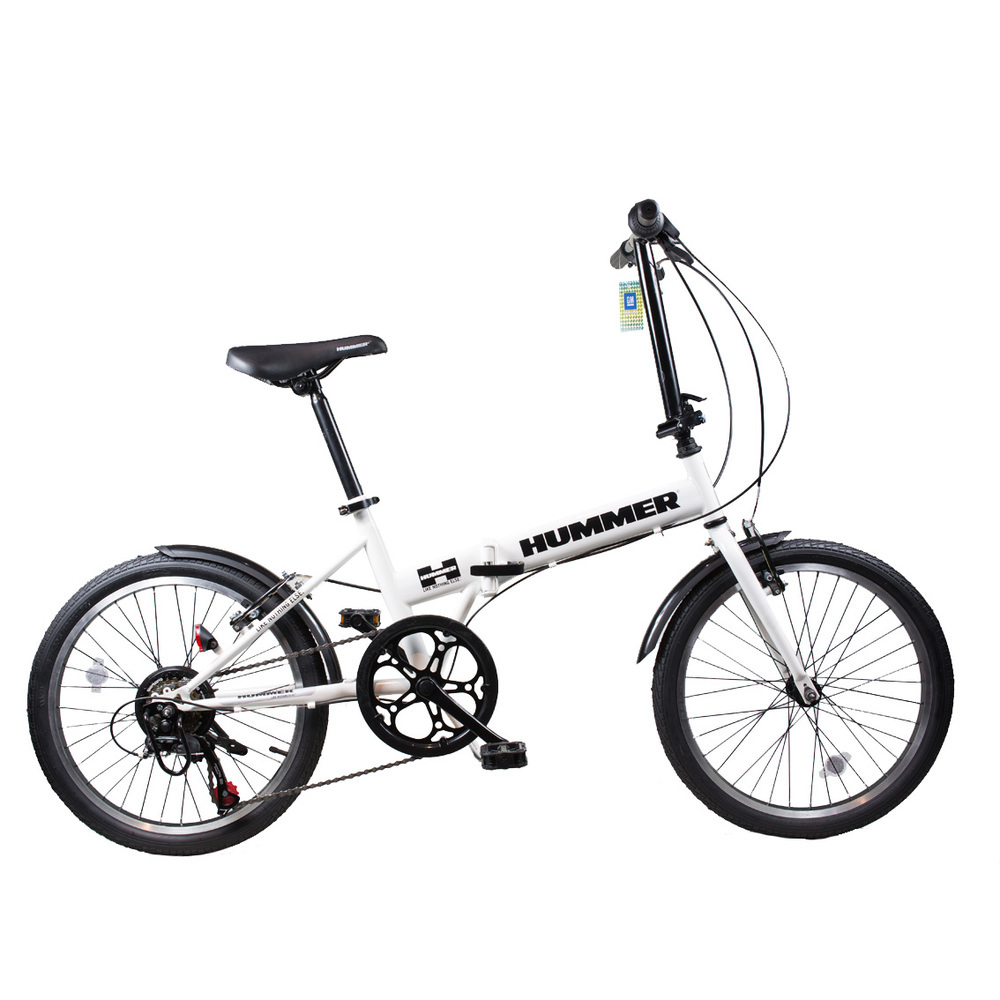 Folding Ride Device Foldable Rider Hummer hummer folding bike 20 6 casual bicycle Foldable Ride Bike(China (Mainland))
