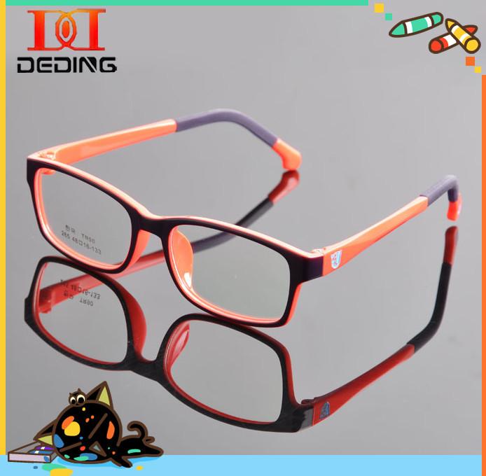 Eyeglasses Frames For Toddlers : Designer Eyeglass Frames for Children TR90 Optical Frame ...