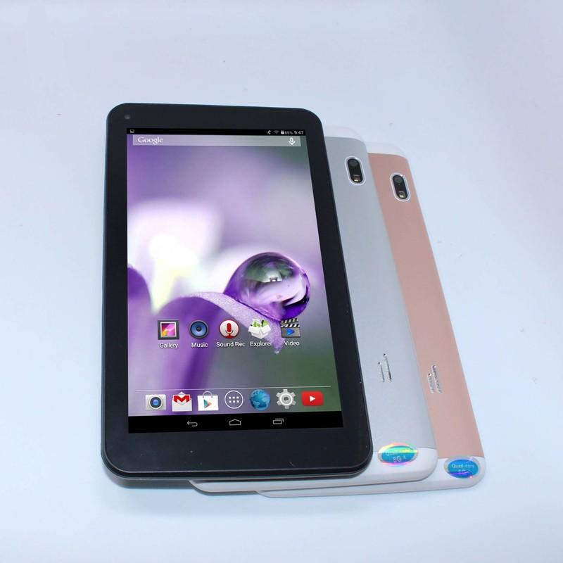 Good choice!!! 7 inch HD screen 1020*600 Andriod 4.4 Dual Camera quad Core rk3126 Bluetooth WIFI Tablet PC(China (Mainland))