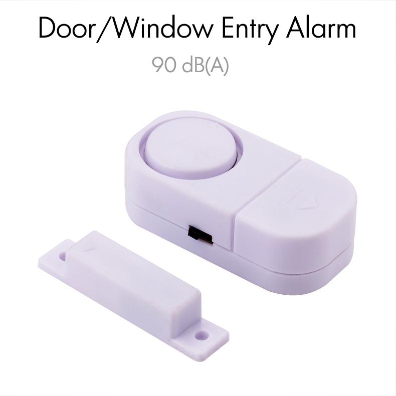 Vcatch Door Window Entry Burglar Home Security Alarm Wireless Sensor Bell Free Shipping