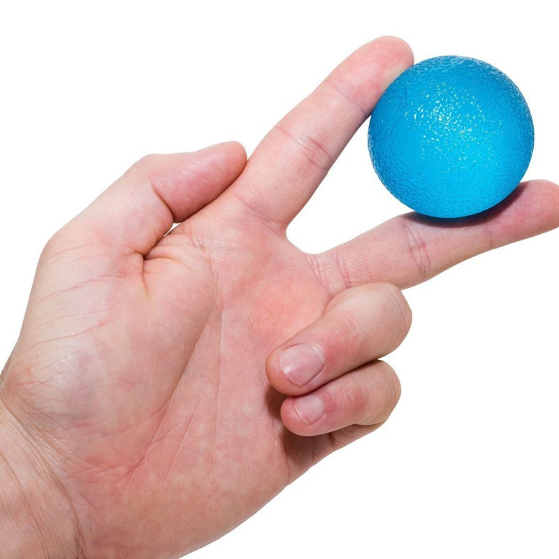 Fitness Hand Therapy Balls Exercises – Squeeze Ball – Home Exercise Kits – Hand Grips Hand Exercise Balls,Power Ball