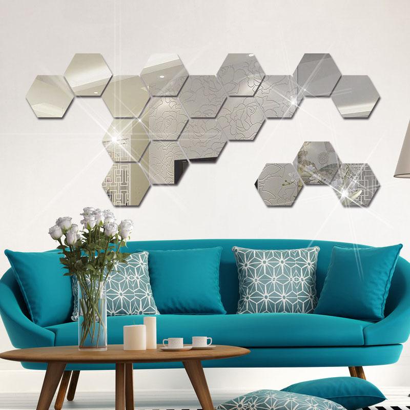 Achetez en gros hexagonale fen tre en ligne des for Decoration murale hexagonale