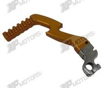 CNC KICK START STARTER LEVER FIT FOR HONDA XR50 CRF PIT BIKE GOLD