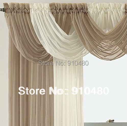 Making A Valance Window Treatment Regency Waterfall