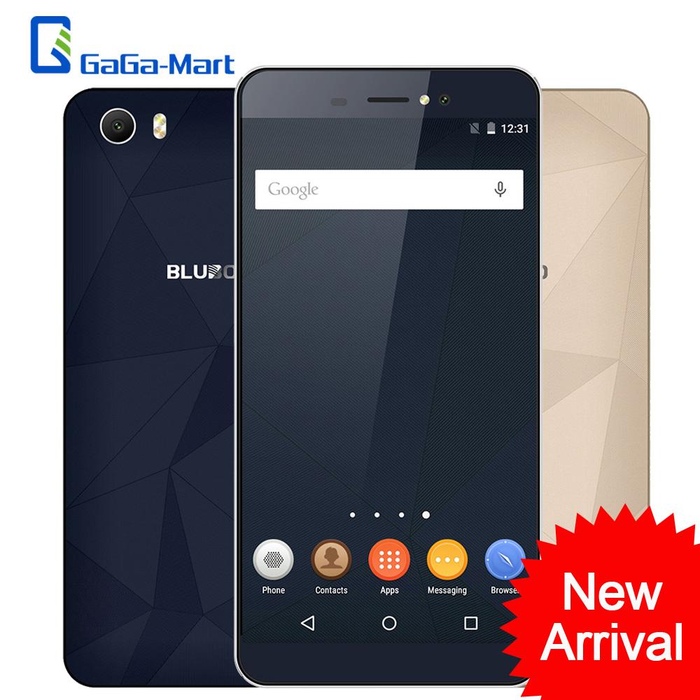 "Original BLUBOO Picasso 4G Smartphone Android 6.0 Quad Core MT6735 13.0MP 2G RAM 16GB ROM Dual Sim NFC 5.0""inch HD Mobile Phone(China (Mainland))"
