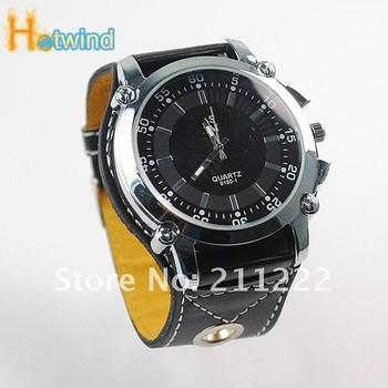 New Arrival best price Women Men's Quartz Wrist Watch Leather watchband china post Freeshipping