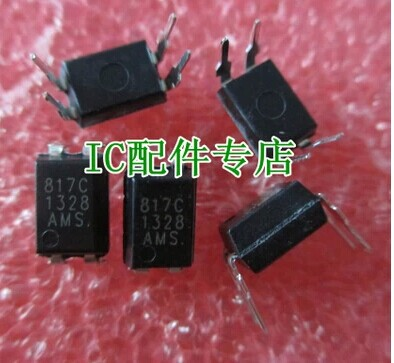[IC] - new special accessories shop PC817 PC817C EL817 photoelectric coupler.(China (Mainland))