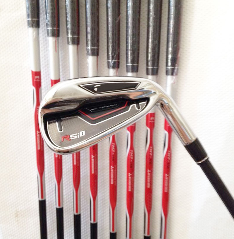 New Golf Clubs RSi1 Golf irons set 4-9.P.A.S irons clubs set Graphite Golf shaft R or S flex Free shipping(China (Mainland))