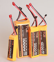 free shipping Lipo battery 3S 11.1 V 2200 mAh 35c for rc airplane(China (Mainland))