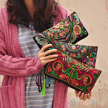 2016 Hot Discount New Women wallet Women Wallets Embroider Purse Clutch Mobile Phone Bag Coin Bag carteras mujer Carteira 9IEH(China (Mainland))