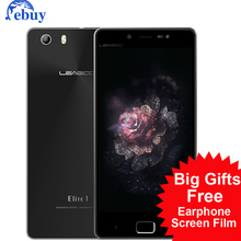 "Original Leagoo Elite 1 Smartphone MTK6753 Android 5.1 4G LTE Octa Core FHD 5.0"" 3GB RAM 32GB ROM 16MP+13MP Mobile Phone(China (Mainland))"