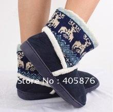 Felpa corta de la Nieve Botas damas botas Zapatos Para Mujeres Invierno Espesar Artificial gratuito(China (Mainland))