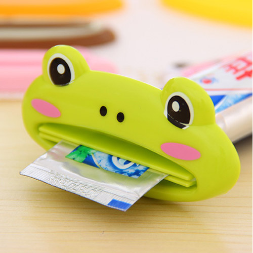 1pcs Cute Animal multifunction squeezer toothpaste squeezer bathroom accessories new fashion(China (Mainland))