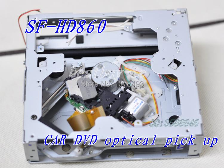 SF-HD860 CAR DVD optical pick up(China (Mainland))