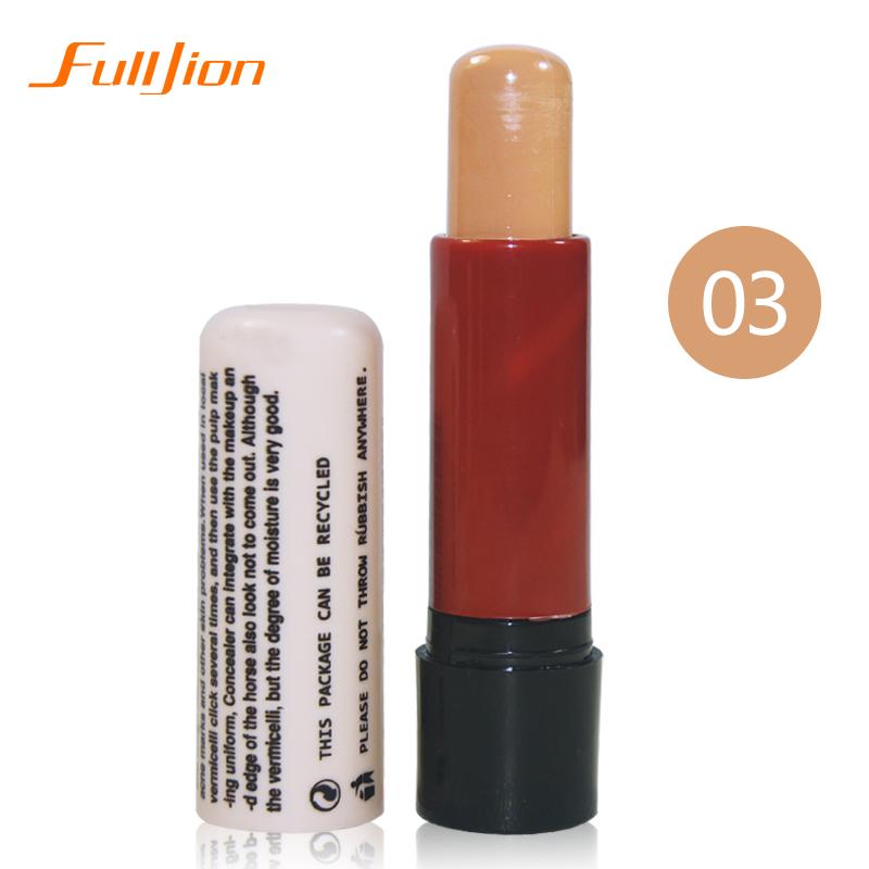 Corretivo cuidados faciais das Mulheres quentes Esconda O Blemish Creamy Concealer Vara Facial Maquiagem Para Face Eye Lip care