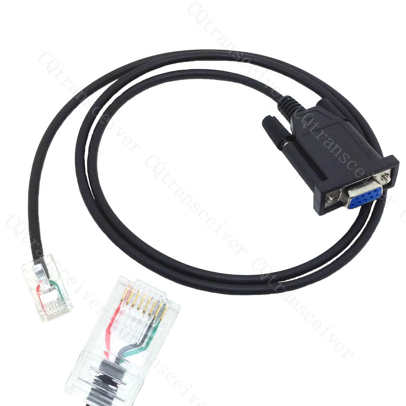 Free ship two way radio Programming cable CAT lead for Icom Transceiver IC-F610 MPT IC-F611 IC-F620 IC-F620TR IC-F621TR(China (Mainland))