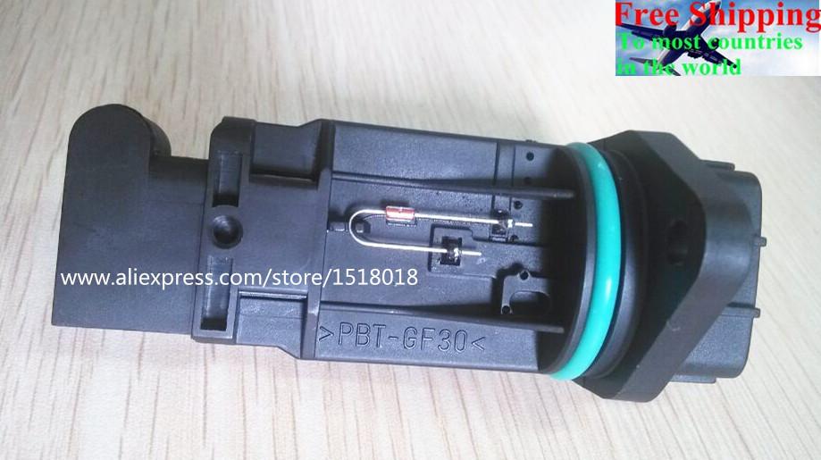 22680-6N21A (5pins) MAF mass air flow sensor auto spare parts compatible cars:NISSAN Pathfinder 2002-2004 3.5L engine VQ35DE(China (Mainland))