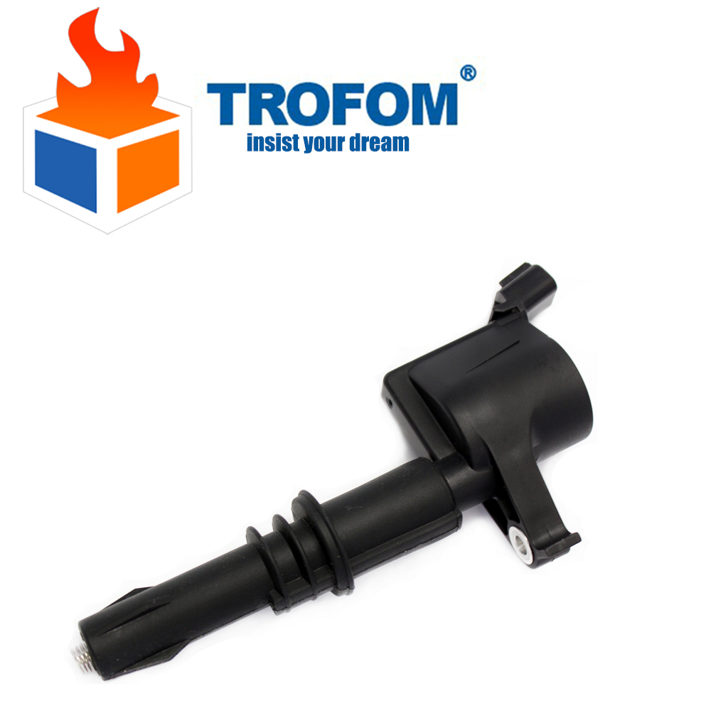 Ignition Coil For FORD EXPEDITION EXPLORER F150 F250 F350 F450 F550 F650 F53 LINCOLN MERCURY 5C1716 8L3Z12029A C1659 FD509 DG521(China (Mainland))