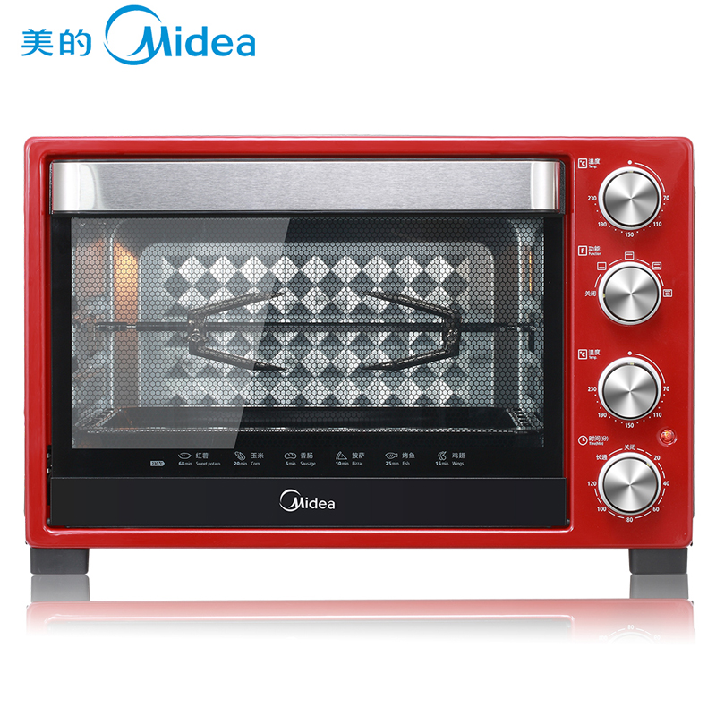 Free shipping Professional baking home Almighty large capacity electric hot air convection oven(China (Mainland))