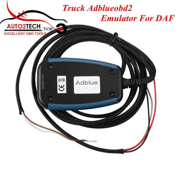 Лучший! Грузовик Adblueobd2 эмулятор DAF высокое качество новый DAF грузовик adblue эмулятор бесплатная доставка