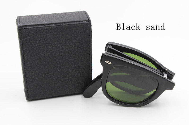 d1c936075fa  해외 men women fashion brand wayfarer folding 4105 sunglas.