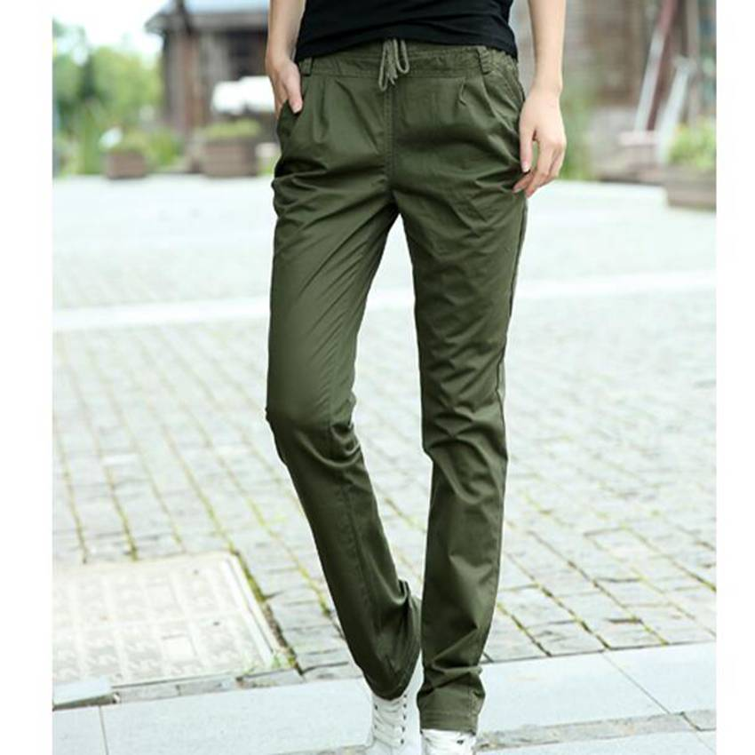 Compare Prices on Women Army Green Pants- Online Shopping/Buy Low ...