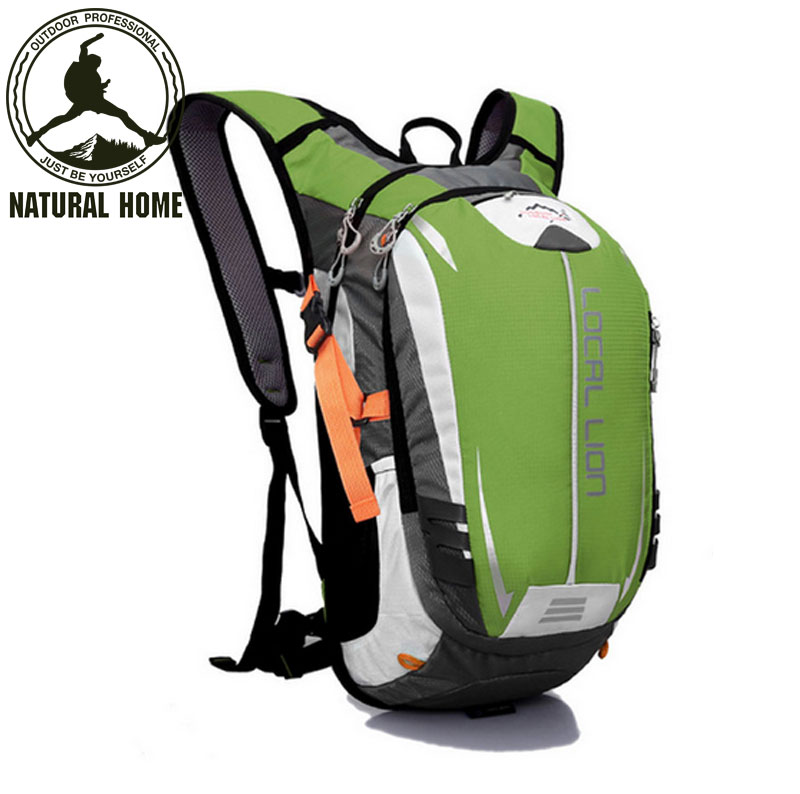 [NaturalHome] Brand Bicycle Bag Shoulder Backpack Men's Sport Outdoor Riding Travel Mountain Backpacks Bike Bicycle Cycling Bags(China (Mainland))