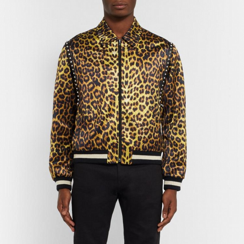 Online Buy Wholesale mens leopard print wool jacket from China ...