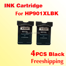 "High Capacity""  FINE cartridge 901 XL, CC654AC compatible for HP Officejet J4580, J4660 and J4680 printers+ free shipping+++++"