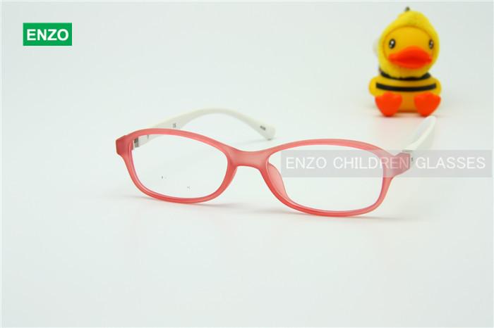 Kids Glasses Frame Size 44mm Bendable TR90 Safe in Assorted Color, Unbreakable Spring Hinge Plastic Children Optical Eyeglasses(China (Mainland))